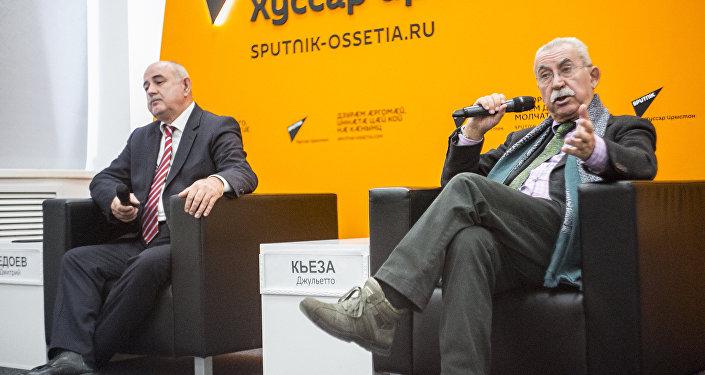 Южная Осетия: перспективы и политическое положение в мире