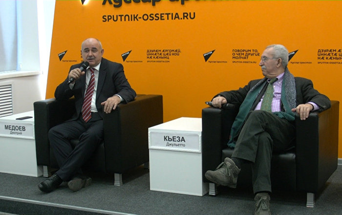 Джульетто Кьеза о новых возможностях для Южной Осетии