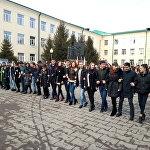 Украшением Татьяниного дня в главном вузе Северной Осетии стали национальные танцы в исполнении студентов и преподавателей