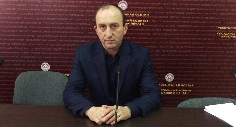 Глава Федерации бокса РЮО Альберт Валиев