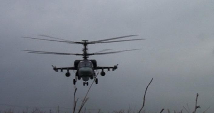 Противовоздушные войска совершенствуют полевую выучку наполигонах ЮВО