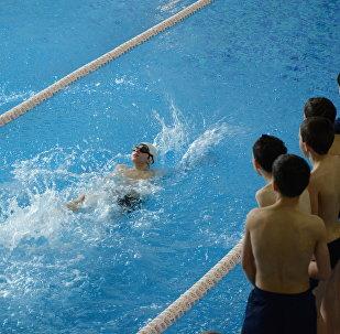 Чемпионат по плаванию Южная Осетия
