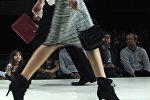 Неделя моды сезона Осень-зима 2006-07 проходит в Гостином Дворе