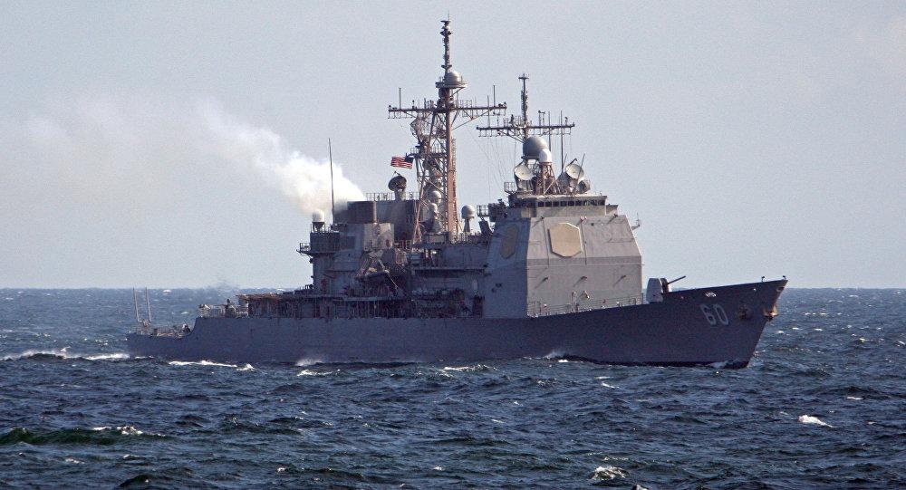Крейсер ВМС США