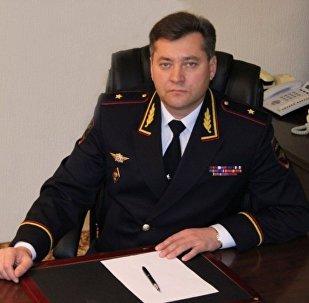 Глава МВД по РСО-А Михаил Скоков
