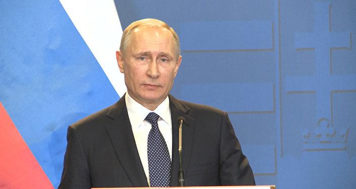 Путин о заинтересованности Киева в конфликте в Донбассе