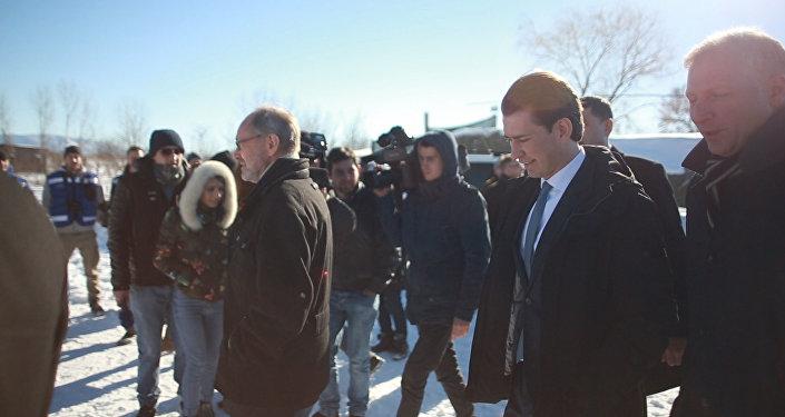 Глава ОБСЕ Курц поучаствовал в МПРИ на границе с Южной Осетий