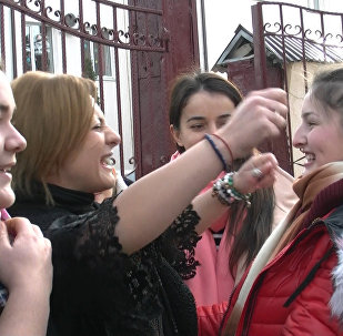 Арина отправилась на проект Ты супер!, где представит Южную Осетию