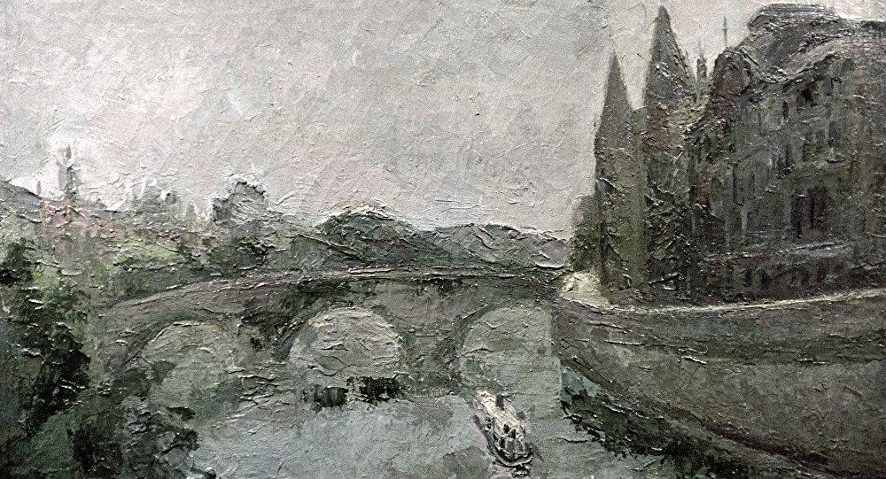 Репродукция картины Роберта Фалька