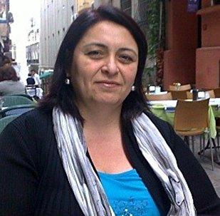 Лейла Албегова - осетинка в Турции