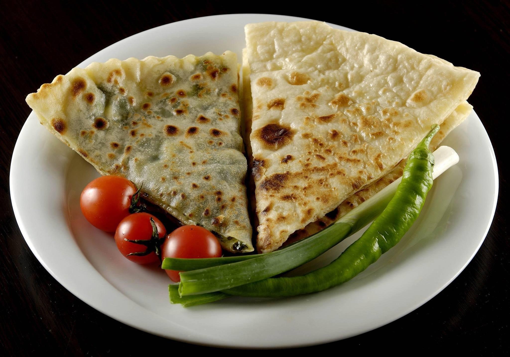 Осетинские пироги в Турции