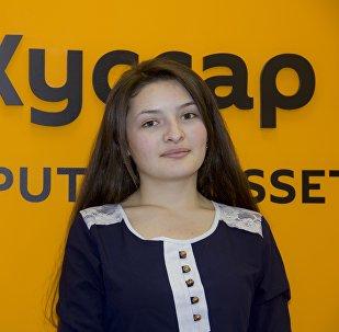 Арина Габараева - участница проекта Ты супер!