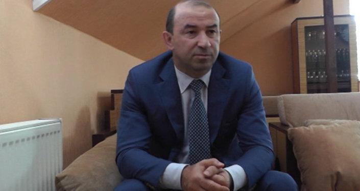 Вадим Ванеев рассказал о планах строительства завода в Южной Осетии