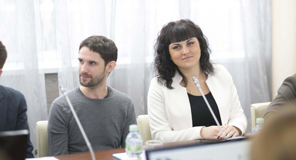 Волонтеры в Институте русского языка имени Пушкина
