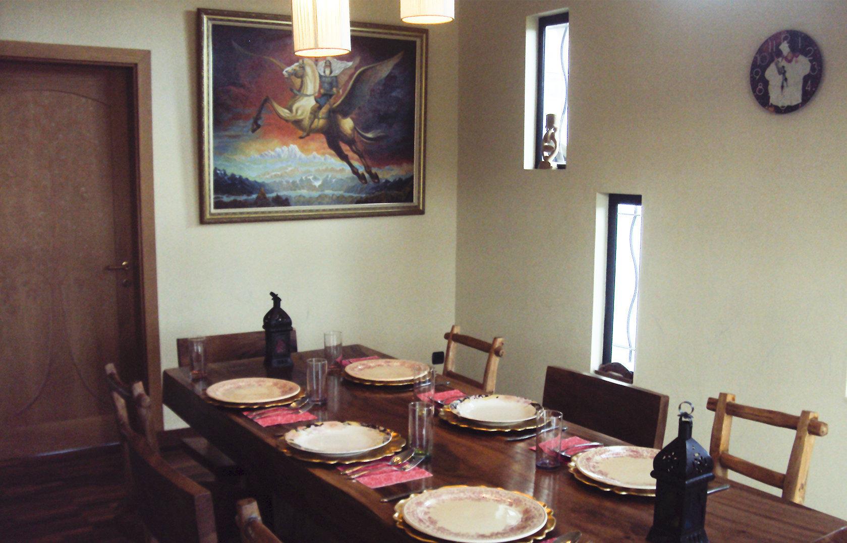 Дом Милены на Маврикии