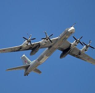Стратегический бомбардировщик-ракетоносц Ту-95МС
