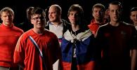 Приезжайте, не тронем: российские футбольные болельщики спели песню британским фанатам.