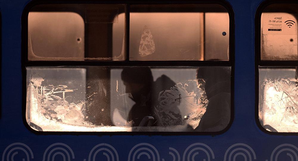 НаКамчатке погибла женщина, которую автобус протащил подороге