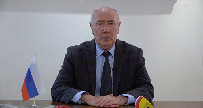Эльбрус Каргиев: Виталий Чуркин знал, что его высоко ценят в Цхинвале