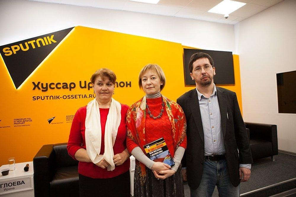 Презентация книги Яны Амелиной Не едина и неделима. Осетия после Беслана и августовской войны