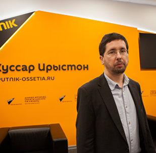 Михаил Чернов - эксперт Центра стратегической конъюнктуры