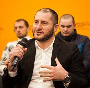 Рустам Дзагоев