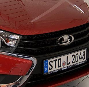 Старт продаж автомобиля Lada Vesta в Германии