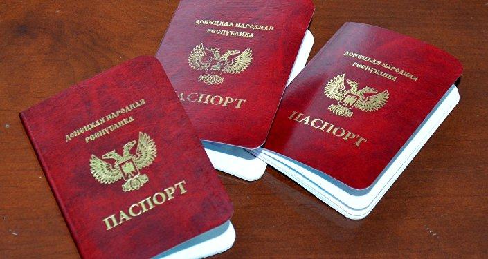ЛНР объявила официальной денежной единицей русский руб.