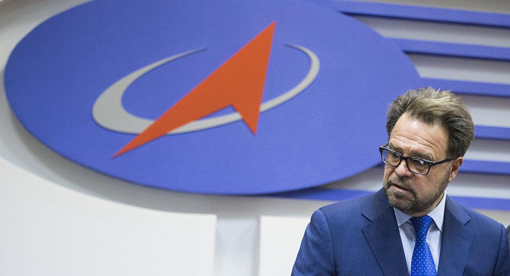Генеральный директор РКК Энергия Владимир Солнцев