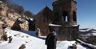 Прогулки по Осетии: Тирский храм