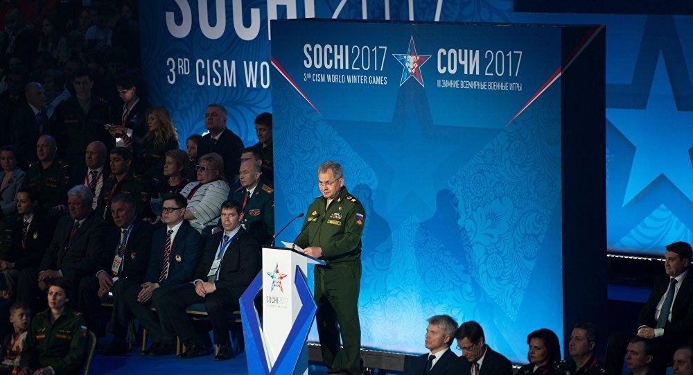 Сборная Мира пофутболу проиграла команде SOCHI2017 наВсемирных военных играх
