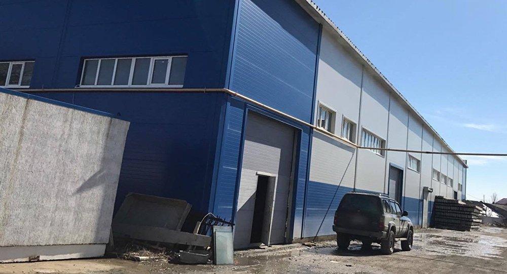 Завод Родник Осетии