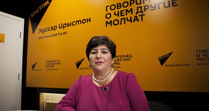 Элисо Гаглоева