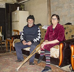 Погорельцы Южной Осетии