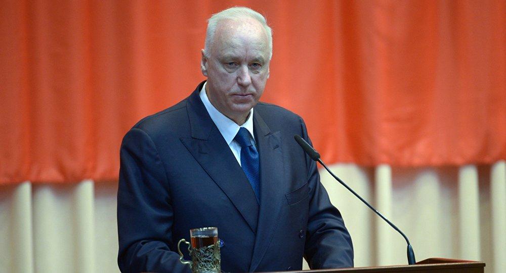Бастрыкин отчитался осокращении преступности на10% вследующем году