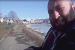 Знакомство с Цхинвалом: городское озеро