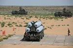 Зенитный ракетный комплекс С-300ПС