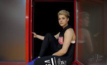Анна Гаглоева. Фитнес-инструктор