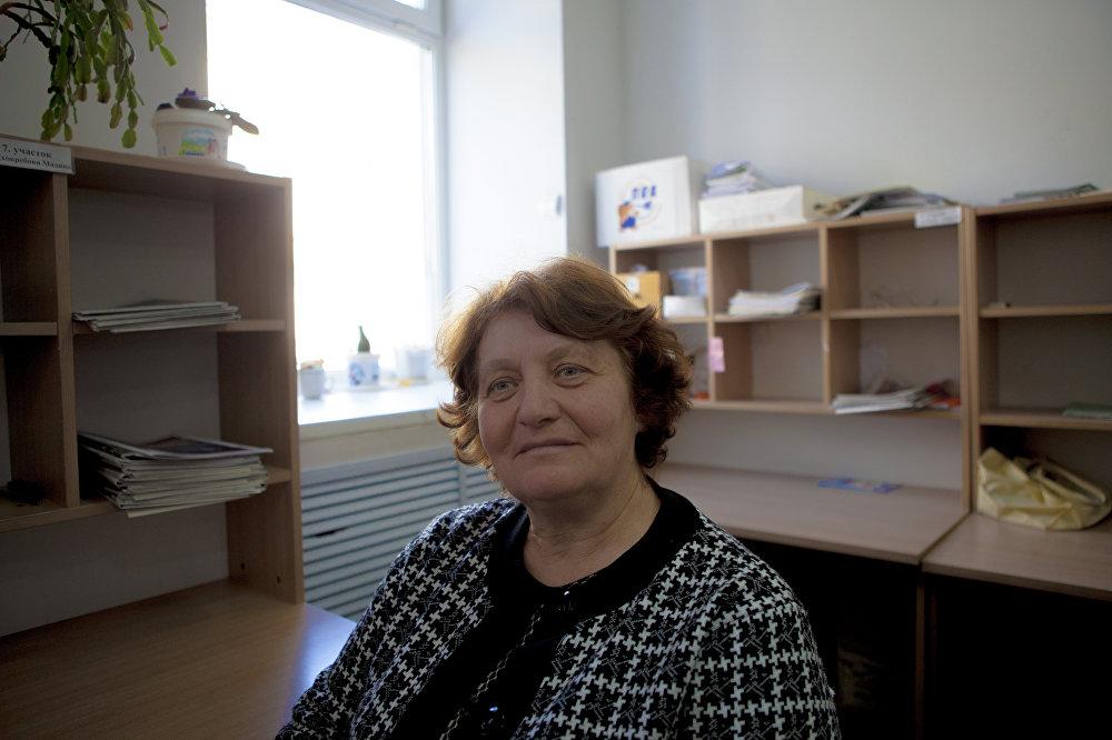 Татьяна Ванеева. Почтальон