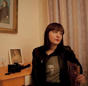 Анна Кабисова. Фотограф