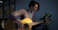 Инна Гучмазова. Музыкант.