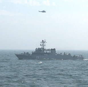 Учения НАТО Посейдон-2017 в Черном море
