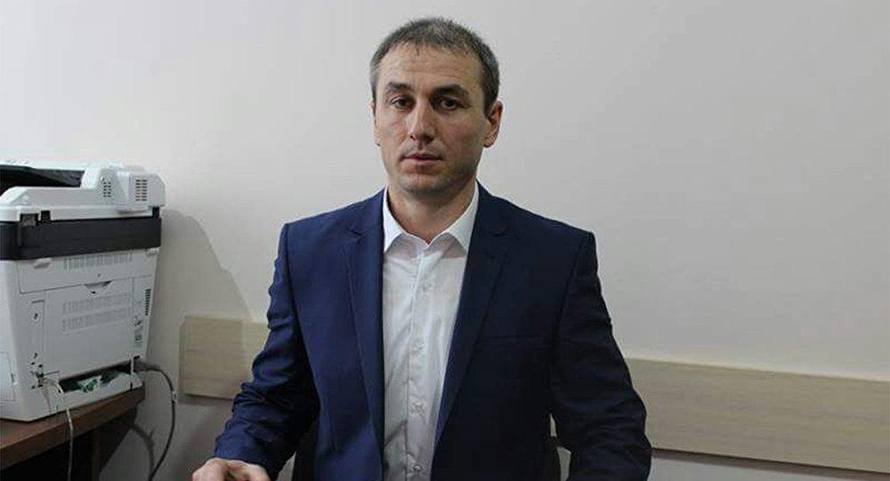 Амиран Багаев