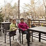 Кафе вновь открывают летние веранды