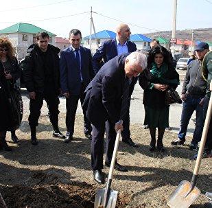 Экологическая акция в микрорайоне Московский