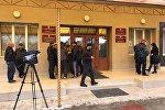 Здание суда в г.Цхинвал Южная Осетия