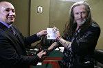 Актер Никита Джигурда получил паспорт гражданина ДНР