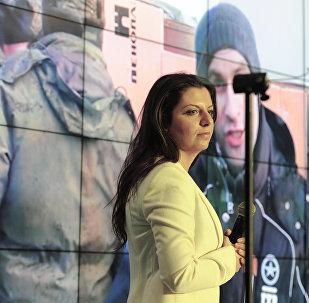 Главный редактор телеканала RT (Russia Today) Маргарита Симоньян