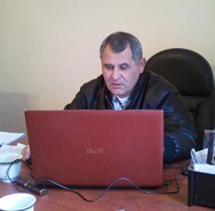 Консул РЮО в Северной Осетии Морис Санакоев