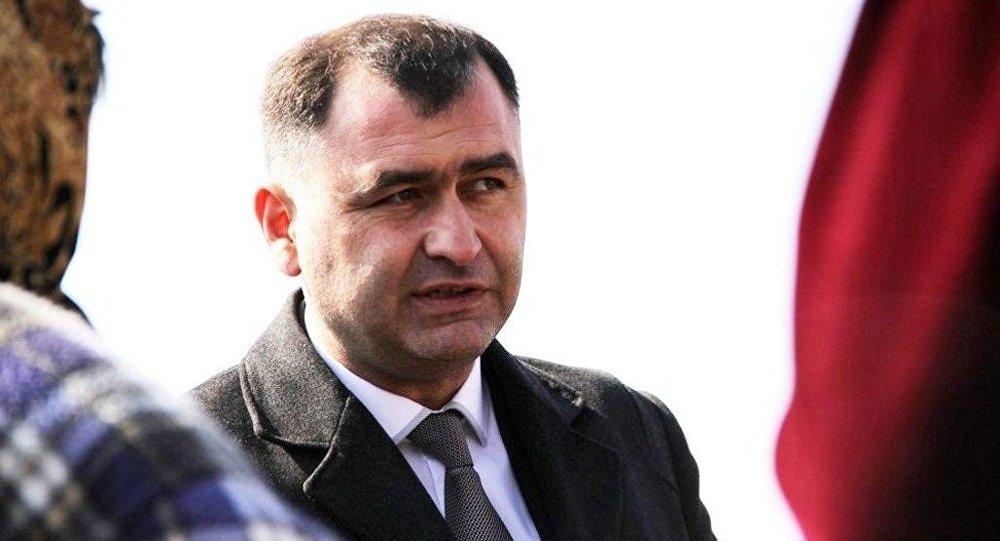 Кандидат в президенты Южной Осетии Алан Гаглоев